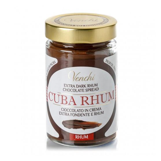 Venchi Crema Spalmabile Suprema Cuba Rhum 300gr