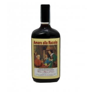 Amaro alla Rucola ditta Alfonso Penna 70 cl -30°