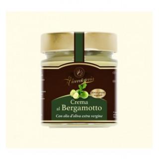 CREMA SPALMABILE AL BERGAMOTTO 250 gr. La Cioccolateria