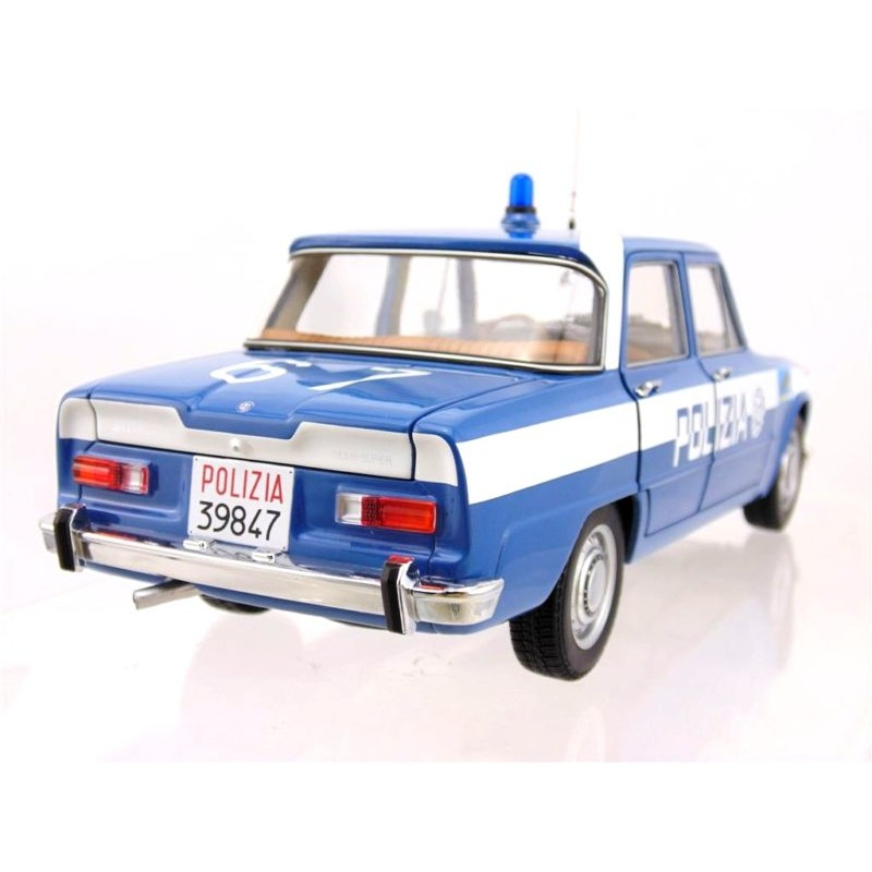 """Alfa Romeo Giulia Super 1600 """"Polizia"""" Squadra Volante"""