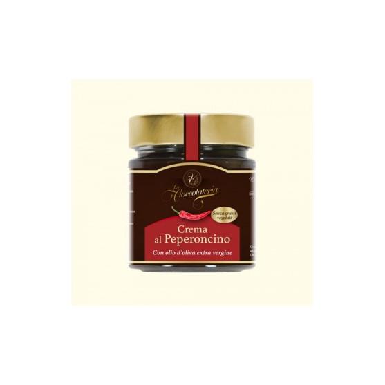 CREMA SPALMABILE AL PEPERONCINO 250 gr. La Cioccolateria