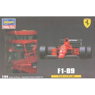 Ferrari F1 1989 Kit 1:24
