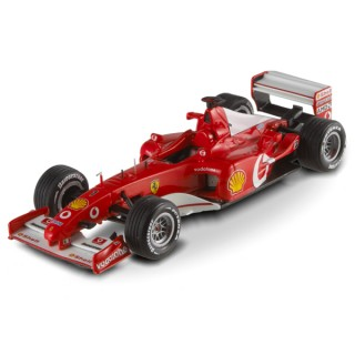 Ferrari F1 2002 F2002 France Gp Michael Schumacher 1:43