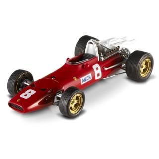 Ferrari F1 1967 312 F1-67 British GP Silverstone Cris Amon 1:43