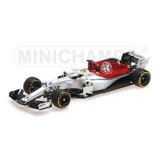 Alfa Romeo Sauber F1 Team Sauber C37-Ferrari 2018 Marcus Ericsson 1:43