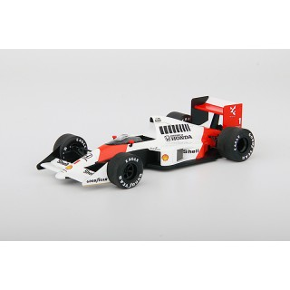 Mclaren Honda MP4/5 F1 1989 Winner German Gp Ayrton Senna 1:43