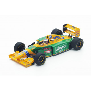 Benetton Ford B193B Michael Schumacher Portuguese GP 1993 1:43