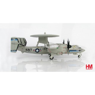 "Northrop Grumman E-2C Hawkeye  164496, VAW-126 ""Seahawks"" USS Harry S. Truman 1:72"