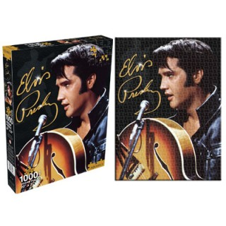 Elvis Presley '68 Comeback Special Puzzle 1000pz Aquarius