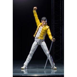 Freddie Mercury SH Figuarts statua articolata 14 cm