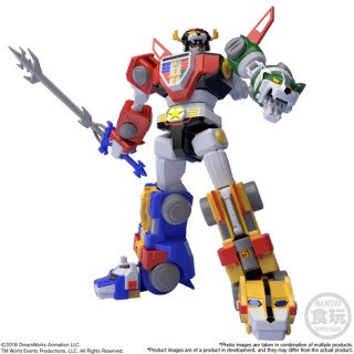 Super Voltron Minipla Set 18 cm Action Figure
