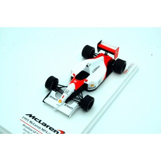 Mclaren Honda MP4/6 F1 1911 Winner Brazilian Gp Ayrton Senna 1:43