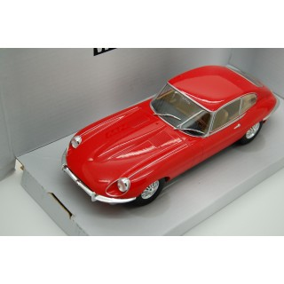 Jaguar E-Type 1962 Coupè Red 1:24
