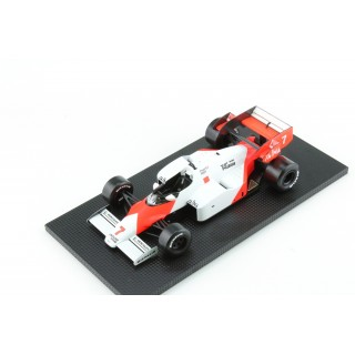 McLaren Tag Porsche MP 4/2 1984 Alain Prost 1:18