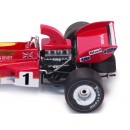 Lotus Ford 72D  3rd French GP 1970 Emerson Fittipaldi 1:43