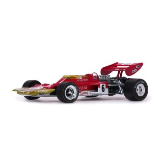 Lotus Ford 72C  Winner French GP 1970 Jochen Rindt 1:43