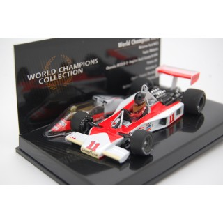 Mclaren Ford M23 F1 1976 World Champion James Hunt 1:43