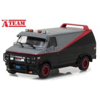 "1983 GMC Vandura ""The A-Team"" (1983-87 TV Series) 1:43"