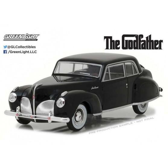 Lincoln Continental 1941 NERO GODFATHER il padrino il modellino di auto 1:43 Greenlight