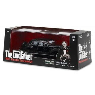 """Lincoln Continental 1941 """"The Godfather - Il Padrino"""" Crivellata 1:43"""