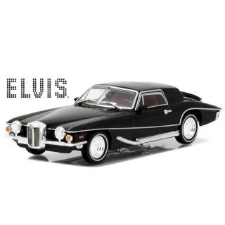 Stutz Blackhawk Elvis Presley 1971 1:43