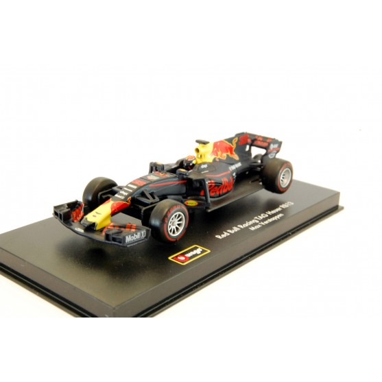 Red Bull Tag Heuer RB13 2017 Max Verstappen 1:43