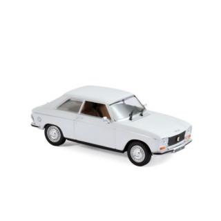 Peugeot 304 S 1974 Alaska White 1:43