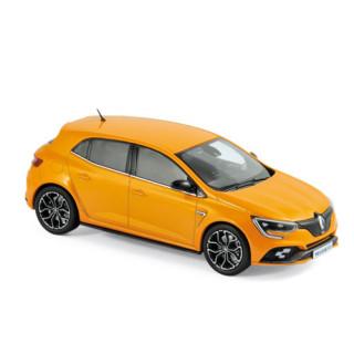 Renault Megane R.S. 2017 Tonic Orange 1:43