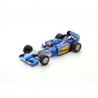 Benetton Ford B195 Johnny Herbert winner British GP 1995 1:43