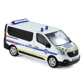 Renault Trafic 2014 Police Municipale 1:43