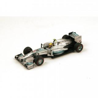Mercedes Amg Petronas F1 2013 W04 Lewis Hamilton Australia Gp 2013 1:43