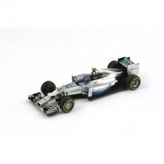 Mercedes Amg Petronas F1 2014 W05 Nico Rosberg  winner Australia Gp 2014 1:43