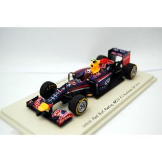 Infiniti Red Bull Racing RB Renault 10 Daniel Ricciardo Australia Gp 2014 1:43