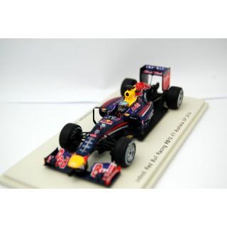 Infiniti Red Bull Racing RB Renault 10 Sebastian Vettel Australia Gp 2014 1:43