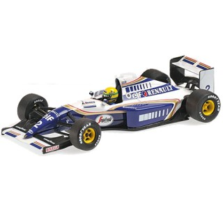 Williams Renault FW16 1994 Ayrton Senna 1:43