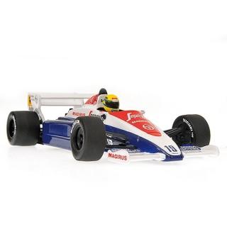 Toleman  Hart TG 184 F1 1984 Ayrton Senna 1:43