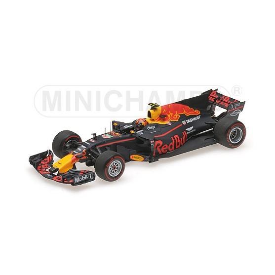 Red Bull Tag Heuer RB13 2017 Max Verstappen Australian Gp 1:43