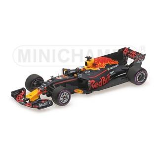 Red Bull Tag Heuer RB13 2017 Daniel Ricciardo Australian Gp 1:43