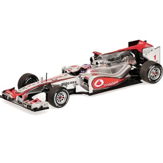Mclaren Mercedes Vodafone MP4/25 F1 2010 Jenson Button 1:43