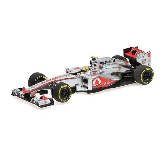 Mclaren Mercedes Vodafone MP4/27 F1 2013 Sergio Perez 1:43