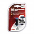 Raccordo Aria Lampa D3 riduzione per tubi da 8mm a 6mm