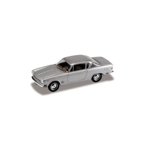 Fiat 2300 Coupè 1961 Grey Acciaio 1:43
