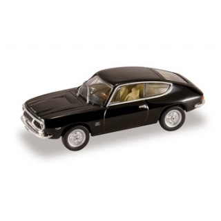 Lancia Fulvia Sport 1.3 S 1968 Black 1:43