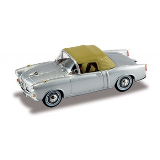Fiat 1100 TV 1959 Silver Metallic 1:43