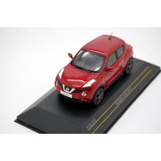 Nissan Juke 2015 Red 1:43
