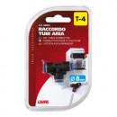 Raccordo Aria Lampa T4 raccordo a T per tubi 8mm