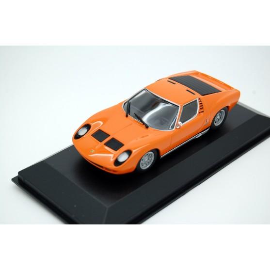 Lamborghini Miura 1966 Orange 1:43