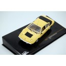 Lamborghini Urraco p250 1973 yellow 1:43