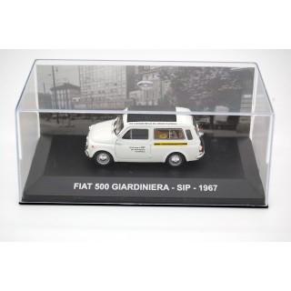 Fiat 500 Giardiniera 1967 SIP 1:43