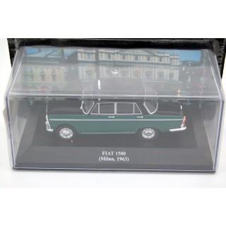 Fiat 1500 Taxi 1963 Milano 1:43